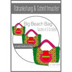 ki-ba-doo BIG BEACH BAG Tasche in 3 Größ