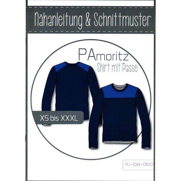 ki-ba-doo PAMORITZ Shirt mit Passe