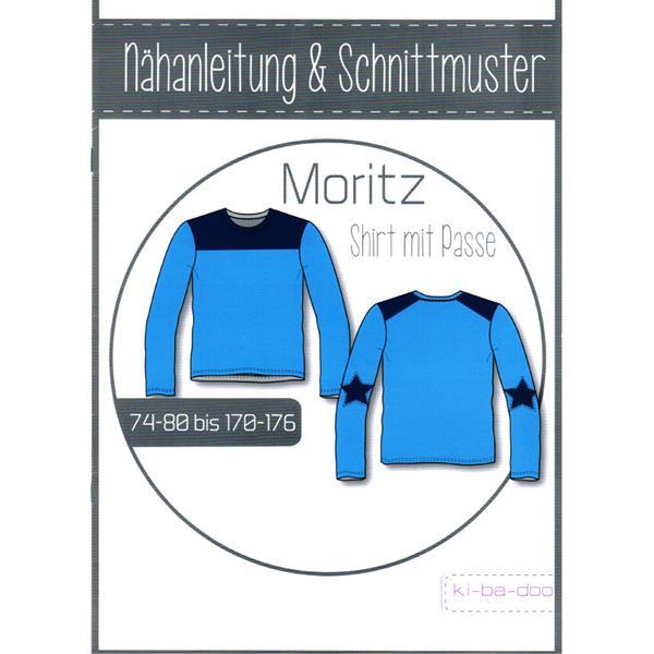 ki-ba-doo MORITZ Shirt mit Passe