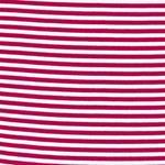 Hilco Bündchen COSTA Ringel pink weiß
