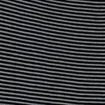 Hilco RINGELBÜNDCHEN schwarz grau