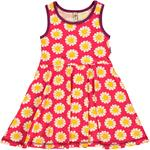 Maxomorra Dress Gathered DAISY