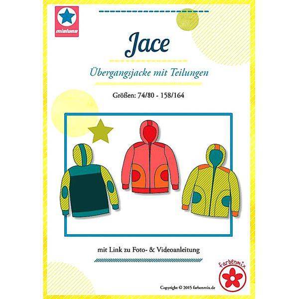 Farbenmix Schnittmuster JACE