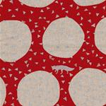 Kokka Echino DEN Füchse rot