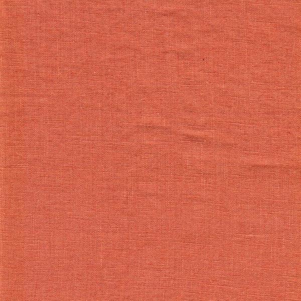 DAMIEL Leinen orange