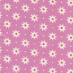 Free Spirit SOLEIL Wachstuch rosa