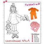 Farbenmix Schnittmuster NALA