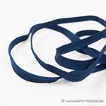 Paspel elastisch navy