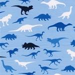 Swafing KIMI Dinos hellblau