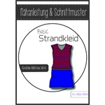 ki-ba-doo BASIC STRANDKLEID Kinder