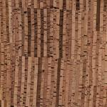 Korkstoff KORK II gestreift 49 x 69 cm