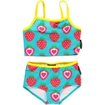 Maxomorra SWIM BOTTOM TOP STRAWBERRY