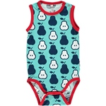 Maxomorra BODY TANKTOP PEAR türkis