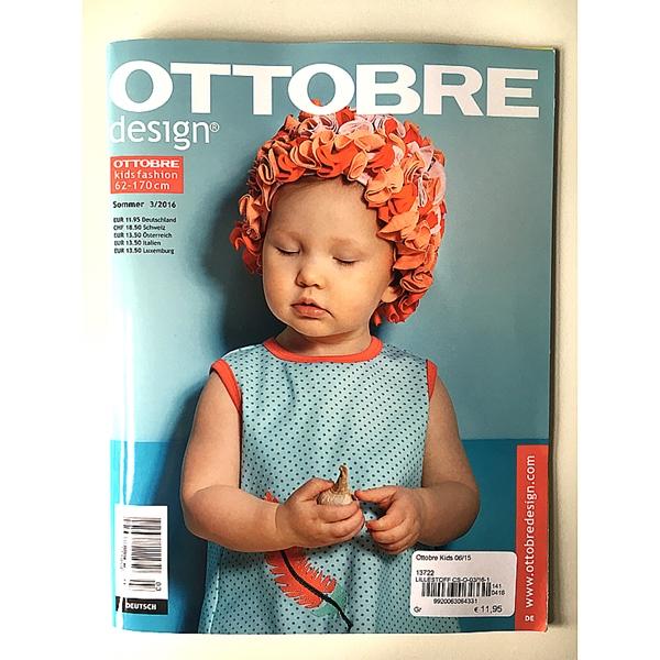 Ottobre Kids 03/16 Sommer