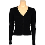 King Louie CARDI V COCOON black