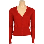 King Louie CARDI V COCOON icon red