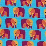 Swafing Elefanten by Bienvenido Colorido