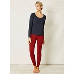 Braintree BAMBOO BASIC LEGGINGS rust