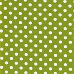 Swafing VICENTE Dots grün weiß