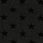 Swafing KITO Sterne grau schwarz