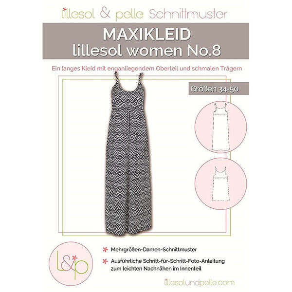 lillesol & pelle women No.8 MAXIKLEID