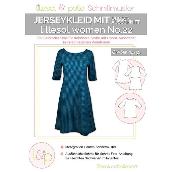 lillesol & pelle women No.22 JERSEYKLEID