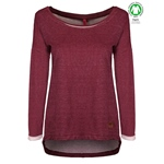 Tranquillo ELLA Sweatshirt red