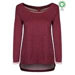Tranquillo ELLA Sweatshirt red