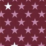 Swafing RAIK Sweat Sterne burgund