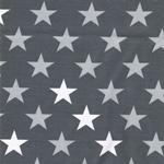 Swafing RAIK Sweat Sterne grau