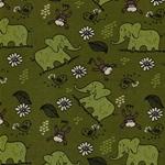 Swafing VERA Elefanten grün