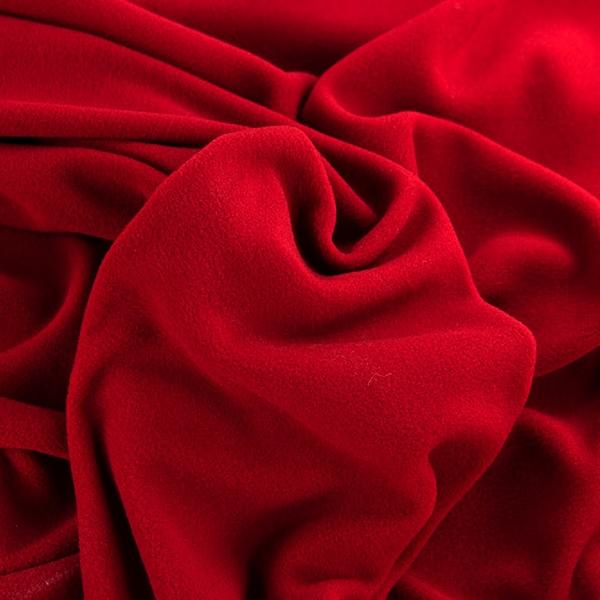 SARNEN Thermo-Micro-Fleece burgundy