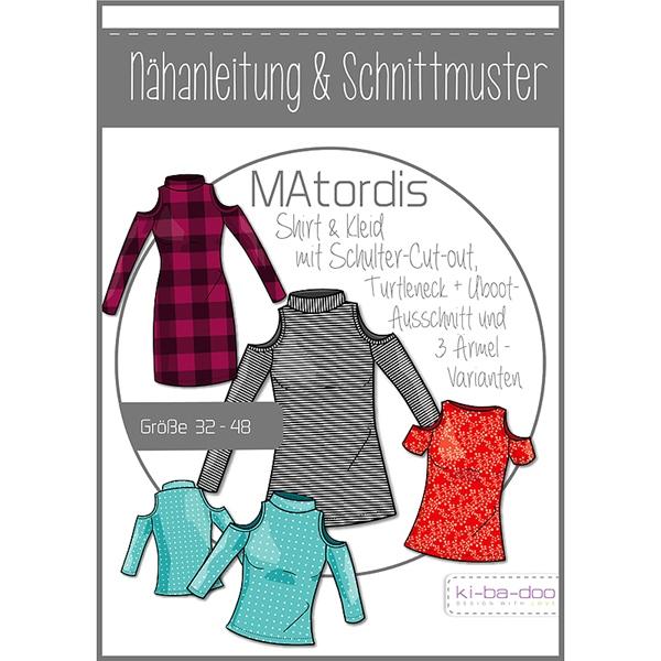 ki-ba-doo MATORDIS Shirt/Kleid