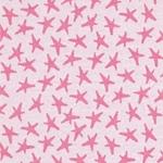 Hilco ALVA STARS Jacquard Sterne rosa pi