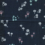 Art Gallery DENIM PRINTS Blumen