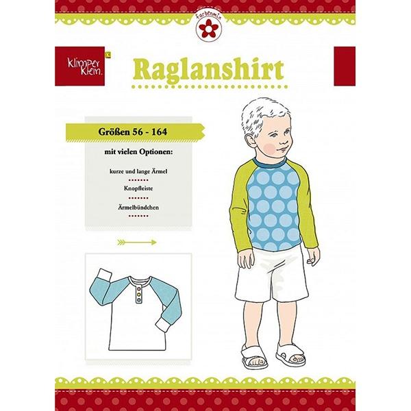 Farbenmix Schnittmuster RAGLANSHIRT