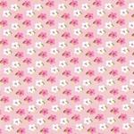 Hilco FLOWERS Jersey rosa