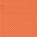 Swafing JERSEYDOTS Punkte orange