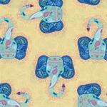 Hilco INDI-ELEPHANT Viskose gelb