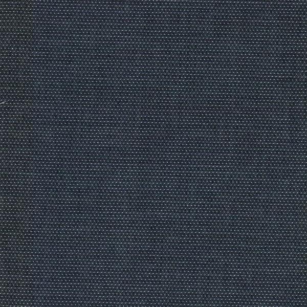 COTTON CHAMBRAY PIN DOTS indigo