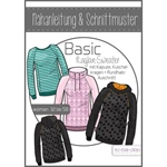 ki-ba-doo BASIC RAGLAN SWEATER Damen