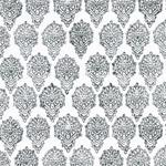 Hilco ALRAIA elast. Baumwolle weiß grau