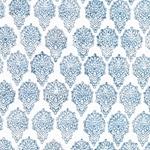 Hilco ALRAIA elast. Baumwolle weiß blau
