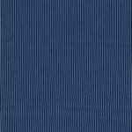 Hilco COLOUR LUZ Köper Streifen blau