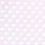 Hilco TIERNO AMORE leichte Webware rosa
