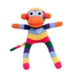 Hick Ups Sockenaffe Mini regenbogen