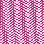 MINI FIN Baumwollsatin pink
