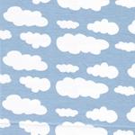 Swafing VICENTE Wolken hellgrau