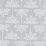 LOTUS gewebte Baumwolle grey