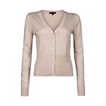 King Louie CARDI V COCOON cream